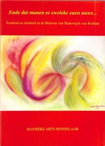 webshopBoek Eenheid en drieheid in de brieven van Hadewijch van Brabant